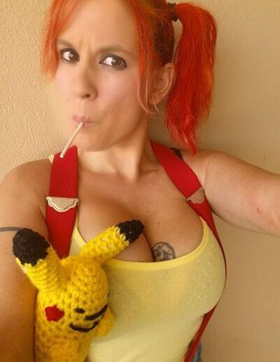 Misty the Pokemon Trainer - Jackson, MS Comic Con