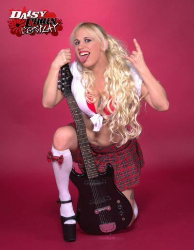 soMetal School Girl - Daisy Chain Cosplay