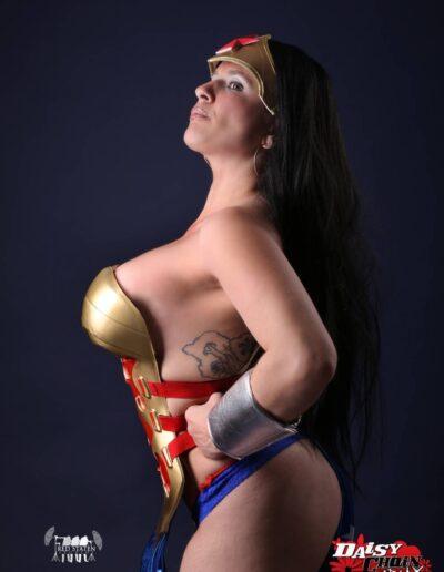 Warrior Princess Wonder Woman Cosplay | Daisy Chain Cosplay