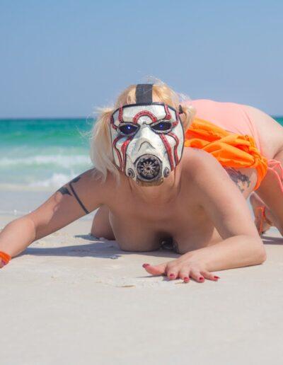 Sexy Beach Borderlands Psycho - Daisy Chain Cosplay