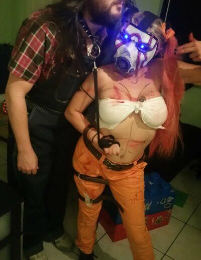 Borderlands Psycho - Coskink Party