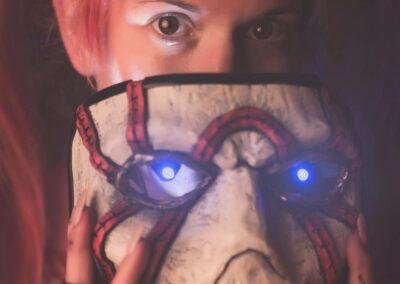 Female Borderlands Psycho - Daisy Chain Cosplay