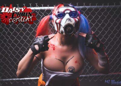 Sexy Borderlands Psycho - Daisy Chain Cosplay